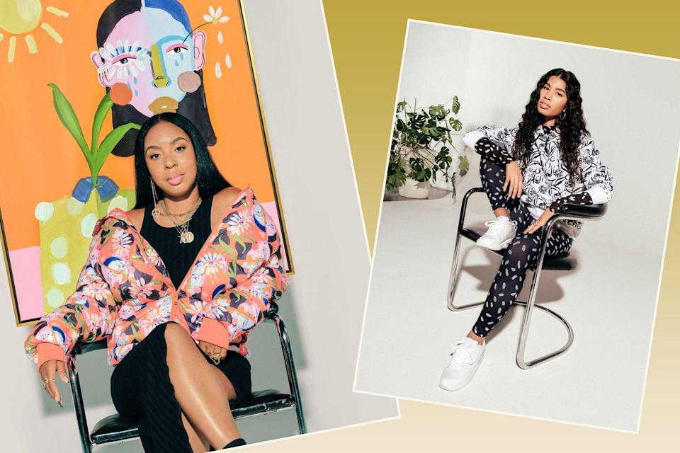Nordstrom Slid Into the DMs of This Latinx Artist to Ink a Limited-Edition Clothing and Home Collection