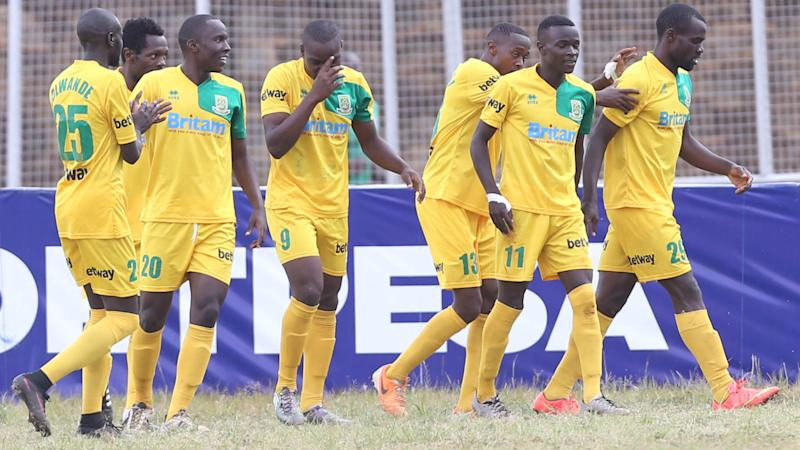 Mathare United rookie set for league debut
