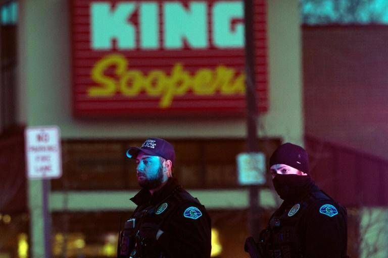 Ten people including a police officer were killed in a shooting at the King Soopers grocery store in Boulder, Colorado on March 22