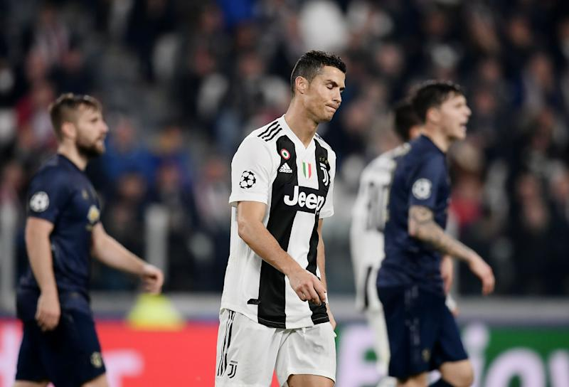 'Manchester United did nothing to deserve the victory' - Ronaldo