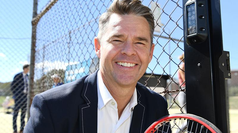 Todd Woodbridge understands the reluctance of players to compete in New York. Pic: Getty