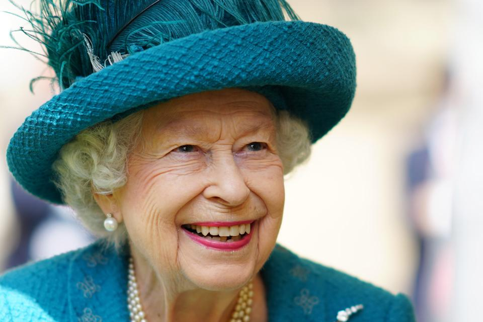 Queen Elizabeth II visits Manchester (PA Wire)