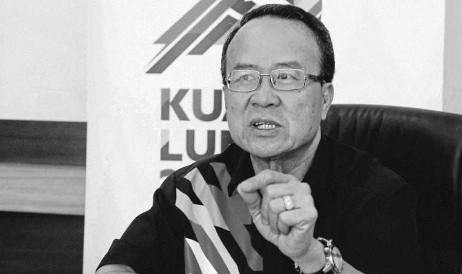 Datuk Seri Zolkples Embong was found dead at his home October 3, 2021. — Picture via Facebook