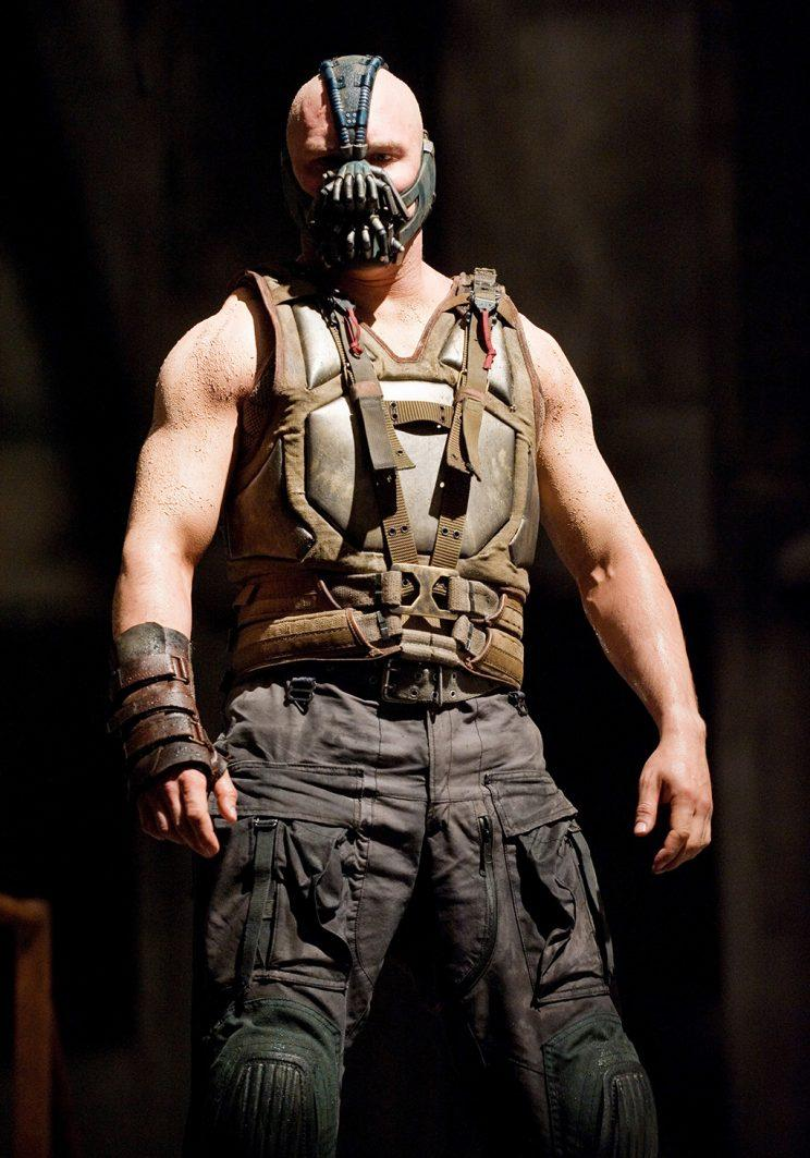 Tom Hardy Describes Aches And Pains After Roles Like Bane In Dark Knight Rises