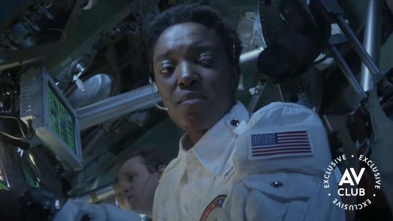 Image of Krys Marshall as Danielle Poole in Apple TV Plus' For All Mankind