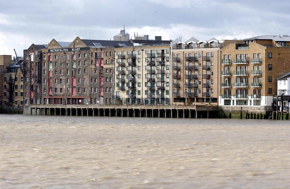 Apartment prices across London are falling. Photo: Andy Butterton/PA Archive/PA Images