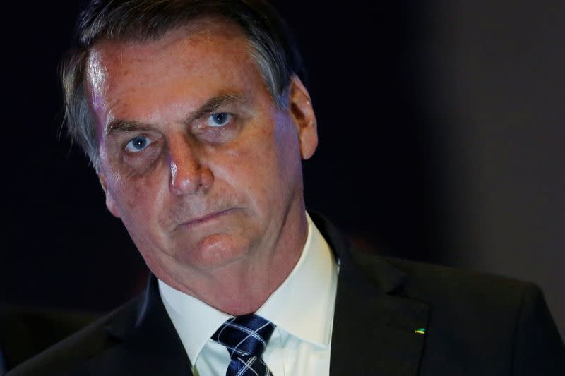 Brazil president denies currency manipulation in wake of Trump tariffs