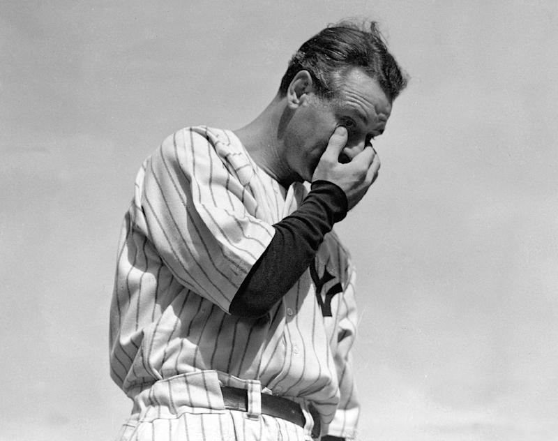 MLB to honor Gehrig on anniversary of famed speech