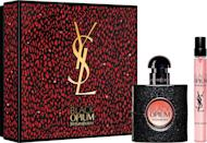 <p>This <span>Yves Saint Laurent Black Opium Gift Set</span> ($80) smells delicious and will be a beloved gift.</p>