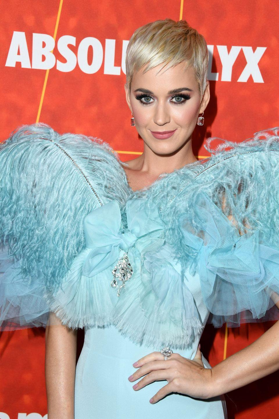 <p><strong>Real name: </strong>Katheryn Elizabeth Hudson</p><p>In 2003, Katy began performing as Katheryn Perry to avoid getting mistaken for actress Kate Hudson. But then she shortened it and went all in on Katy instead. </p>