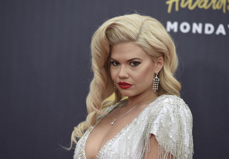 Sharon Stone suing rapper Chanel West Coast over 'Sharon Stoned' song