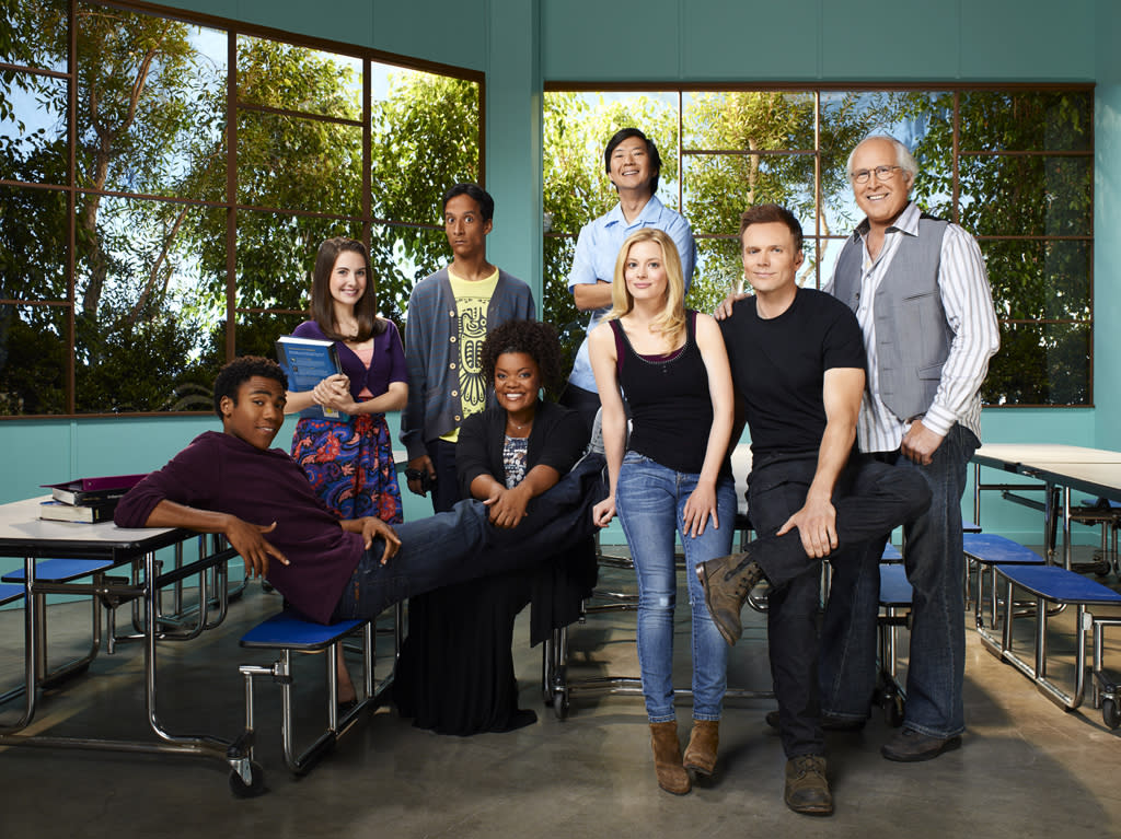 """<b>""""Community""""</b> (NBC)<br>Thursdays at 8 PM<br><br><b>The Good News:</b> After a more than three-month hiatus, """"Community"""" returned in March to its biggest audience since October 2010. And relative to NBC's Thursday-night lineup, it's pretty coolcoolcool.<br><br><b>The Bad News:</b> NBC's Thursday-night lineup is a bust, led by a flailing-in-its-eighth season """"The Office,"""" so any ratings fetes enjoyed by """"Community"""" are still small in the bigger picture -- and it will be measured against some strong comedy pilots in contention, among them Justin Kirk-fronted """"Animal Kingdom"""" and White House comedy """"1600 Penn,"""" starring (Bill Pullman) and """"Book of Mormon's"""" Josh Gad."""