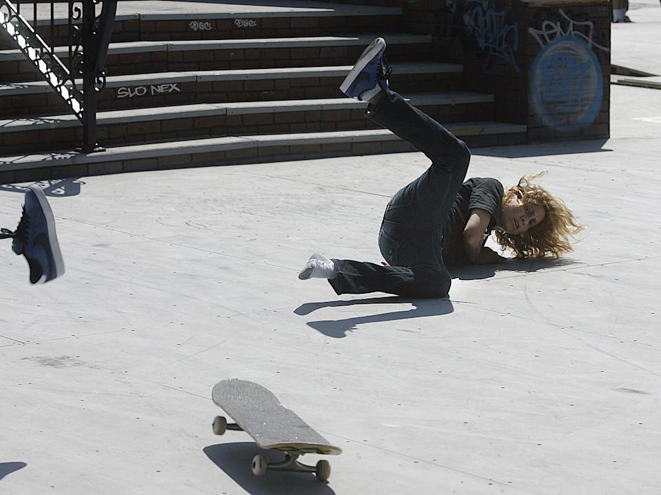 "<p><em>Above: Steamer competes in the women's street skate finals at the 2008 X Games in Los Angeles</em></p> <p><strong>POPSUGAR: What sort of life lessons has skateboarding taught you?</strong></p> <div class=""pullquote-container""><blockquote class=""pullquote"">""You spend a lot of time failing in skateboarding, and just a little bit of time succeeding. That little success is enough to get you through all the failures.""</blockquote></div> <p><strong>Steamer:</strong> Skateboarding's a great tool. It teaches you how to navigate the world, it teaches you how to navigate your surroundings, how to take a line and jump and have cat-like reflexes. But the most important thing is how to get back up after you fall - perseverance. You spend a lot of time failing in skateboarding, and just a little bit of time succeeding. That little success is enough to get you through all the failures.</p> <p><strong>Armanto:</strong> I feel like there's so many life lessons I've learned. One of the most basic ones is when you fall, you get back up. Skateboarding teaches you persistence because it's so rare that you learn a new trick the first try. Sometimes you get hurt learning a new trick and then it builds - it makes it that much more mentally hard to break through that fear and then get the gratification of figuring it out and learning a new trick. </p> <p>On another note, skateboarding is one of the few things where you can have someone who can barely walk and they're learning how to skate. And then you'd have someone who could be in their sixties and learning the same trick. Those two people relate and talk to each other about learning a new trick together. It doesn't really matter your background or your age for skating. It teaches you how to get along with anyone, really.</p> <p><strong>Nishimura:</strong> I have learned not to give up because skateboarding has a lot of hurdles. It's hard to learn a trick sometimes. Once you hit that wall, a lot of beginners kind of stop there and then their progression ends there. But as long as you put your mind to it and don't give up, you can go to the next step and improve. I think that's the biggest life lesson I've ever learned.</p>"