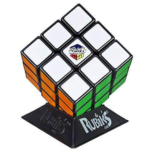 """<p><strong>Hasbro Gaming</strong></p><p>amazon.com</p><p><strong>7.84</strong></p><p><a href=""""https://www.amazon.com/dp/B00I19QZX8?tag=syn-yahoo-20&ascsubtag=%5Bartid%7C10050.g.2190%5Bsrc%7Cyahoo-us"""" rel=""""nofollow noopener"""" target=""""_blank"""" data-ylk=""""slk:Shop Now"""" class=""""link rapid-noclick-resp"""">Shop Now</a></p><p>What's more classic than a Rubik's cube? This one happens to boast almost 10,000 reviews on Amazon!</p>"""