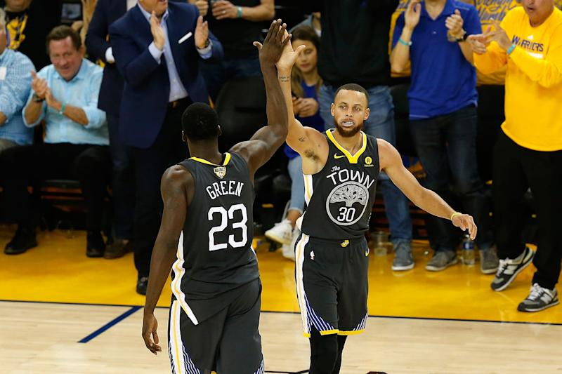 Max Kellerman makes controversial LeBron James claim about Steph Curry