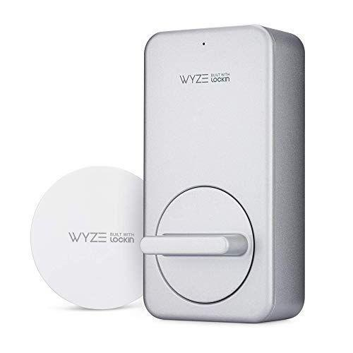"<p><strong>Wyze</strong></p><p>amazon.com</p><p><strong>$89.99</strong></p><p><a href=""https://www.amazon.com/dp/B085R7J5V4?tag=syn-yahoo-20&ascsubtag=%5Bartid%7C10055.g.35022294%5Bsrc%7Cyahoo-us"" rel=""nofollow noopener"" target=""_blank"" data-ylk=""slk:Shop Now"" class=""link rapid-noclick-resp"">Shop Now</a></p><p>The Wyze Lock also connects to your existing deadlock for easy installation, and it costs about $100 less than the August WiFi Smart Lock. <strong>That makes it a great option for apartment renters, though budget-minded homeowners will also appreciate some of Wyze's features, including shared-access capabilities and the auto-lock and auto-unlock settings for hands-free control. </strong>Our experts also like that the lock can be programmed to alarm if the door is left open for a certain period of time. The big tradeoff with this model is limited integration: though it works with Alexa, voice control with Google Assistant still isn't an option, nor does Wyze Lock communicate with other Wyze products, including the brand's video door bell and outdoor cameras. </p>"