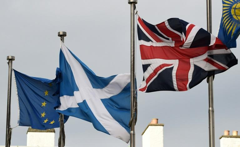 Scotland voted by 55 percent to reject independence in a 2014 referendum