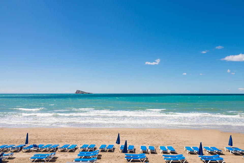 Benidorm is a popular holiday spot for Britons (Getty Images/iStockphoto)