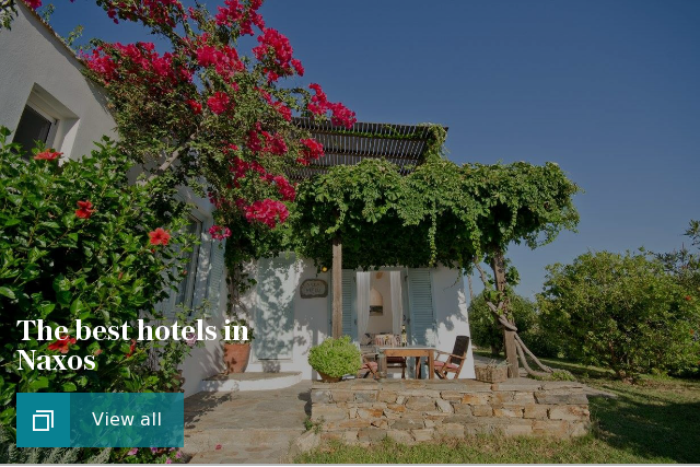 The best hotels in Naxos