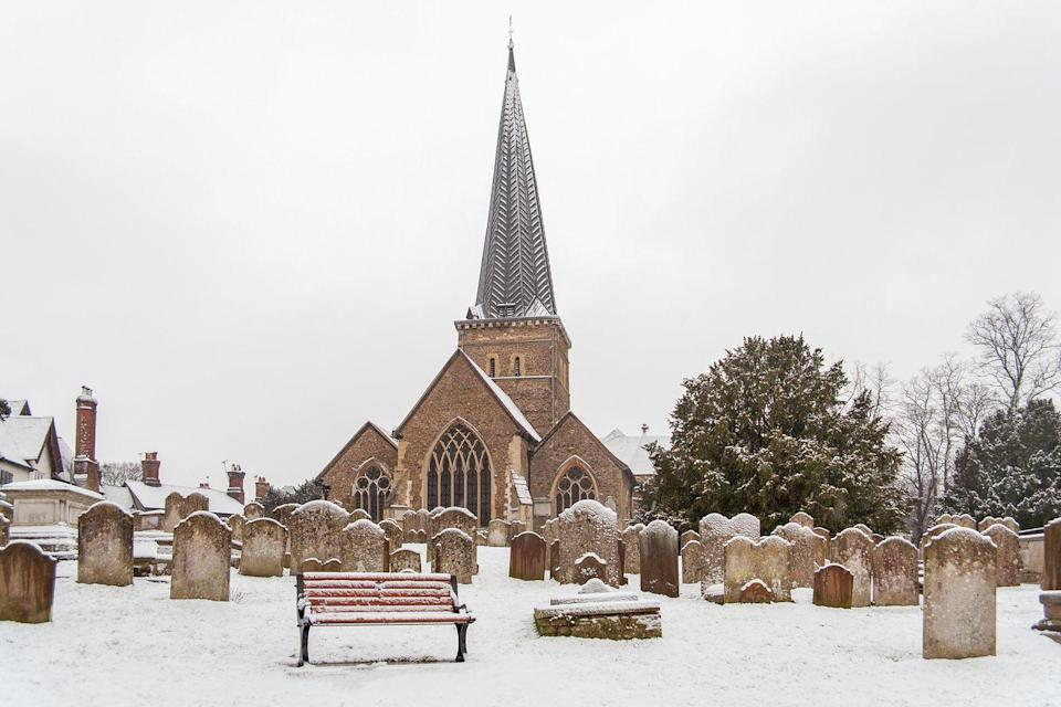 <p>With cobbled streets lined by historic buildings, it's no wonder this was one of the filming locations for Christmas film The Holiday. Godalming lies in arguably the finest countryside of southern England and is sure to captivate those who visit. </p>