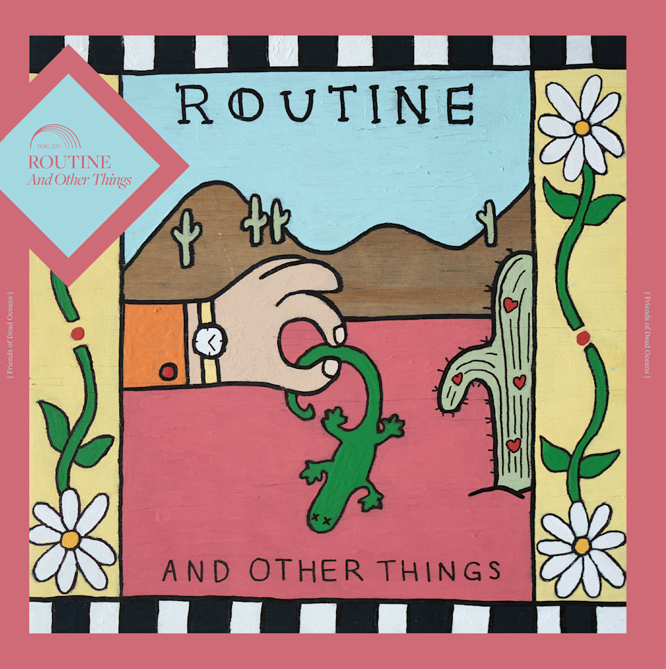 """<h1 class=""""title"""">Routine: And Other Things EP</h1>"""