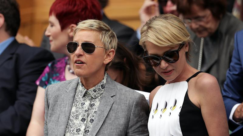 Ellen DeGeneres has at least one celeb supporter, Katy Perry