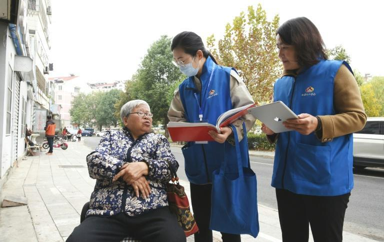 China conducts the census every ten years to determine population growth