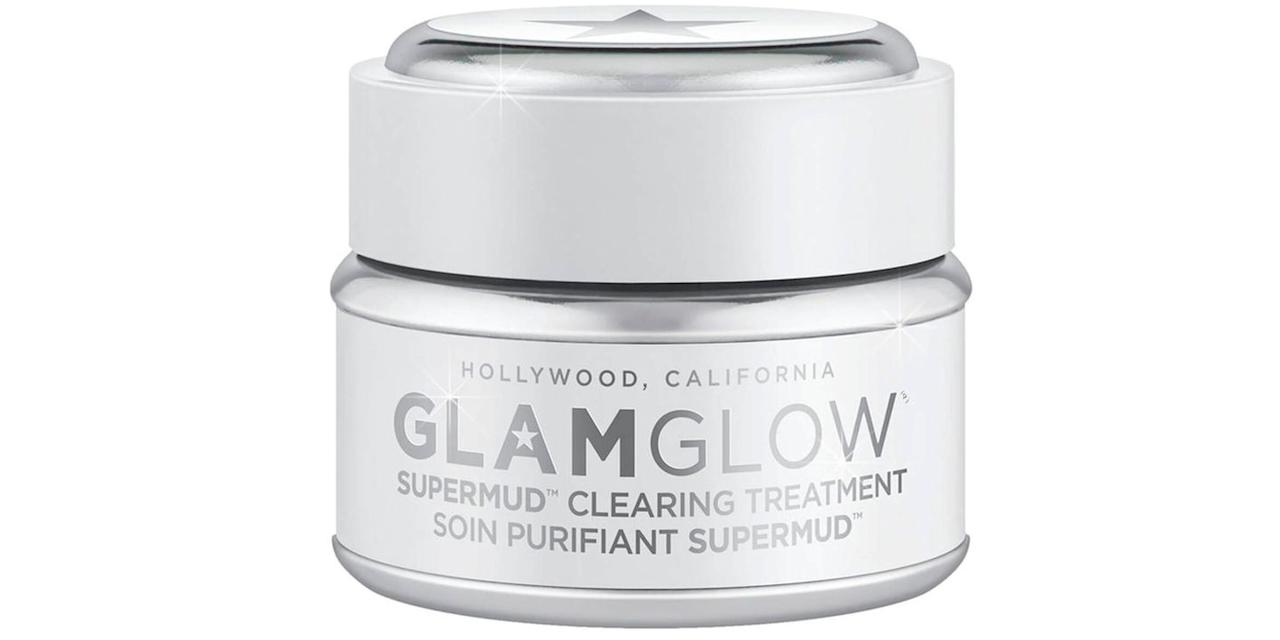 "<p>""Love me some Glamglow Supermud, it's expensive but does what it claims. Some days when I'm bougie and don't feel like using it but want to clear my pores, I'll do a chemical exfoliant and then pop a couple of my activated charcoal pills + 1-2 tablespoons of water + the aztec healing clay (this part isn't necessary) into a small bowl and apply that."" Says <a href=""https://www.reddit.com/user/sloane92"" target=""_blank"">sloane92</a>.</p><p><a class=""body-btn-link"" href=""https://go.redirectingat.com?id=127X1599956&url=http%3A%2F%2Fwww.feelunique.com%2Fp%2FGLAMGLOW-SUPERMUD-CLEARING-TREATMENT-50g&sref=http%3A%2F%2Fwww.cosmopolitan.com%2Fuk%2Fbeauty-hair%2Fg14477777%2Fbest-face-mask-for-acne%2F"" target=""_blank"">buy now</a></p>"
