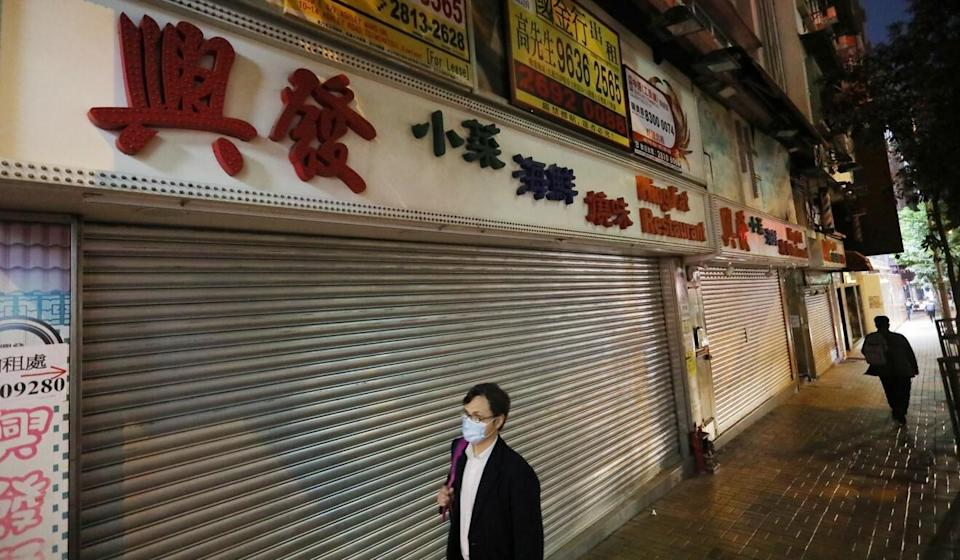 Numerous restaurants in the city have been forced to close entirely amid the struggles created by the Covid-19 pandemic. Photo: Nora Tam