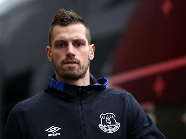 Schneiderlin left United in January to join Everton: Getty