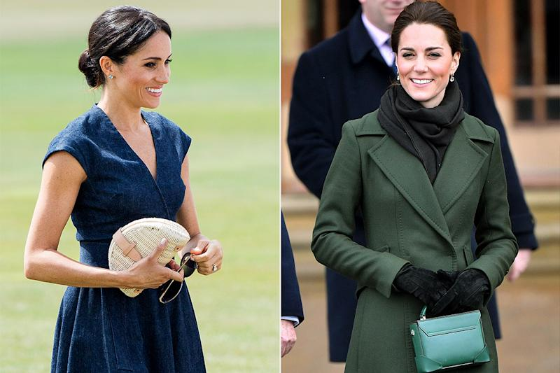 Kate Middleton And Meghan Markle Can T