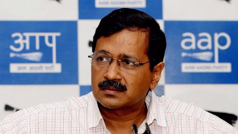 EC Acting 'Like Dhritarashtra' to Help BJP Win: Arvind Kejriwal