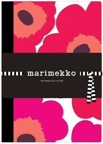 "<p>This three-pack of vibrant-patterned notebooks from Marimekko is as useful as it is beautiful. The trio comes with colorful binding tape and bundled with a printed ribbon — basically ready to gift, no wrapping paper required.</p> <br> <br> <strong>Marimekko</strong> Marimekko Notebook Collection, $11.48, available at <a href=""https://www.amazon.com/Marimekko-Notebook-Collection/dp/1452137390/ref=sr_1_cc_4?s=aps&ie=UTF8&qid=1544036979&sr=1-4-catcorr&keywords=marimekko+cards"" rel=""nofollow noopener"" target=""_blank"" data-ylk=""slk:Amazon"" class=""link rapid-noclick-resp"">Amazon</a>"