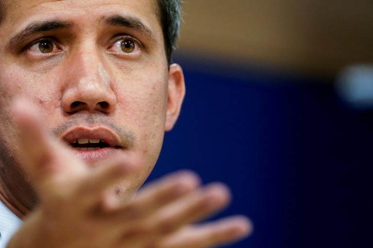 Venezuela's opposition leader Juan Guaido will be in control of $80 million dollars of regime assets blocked by the US