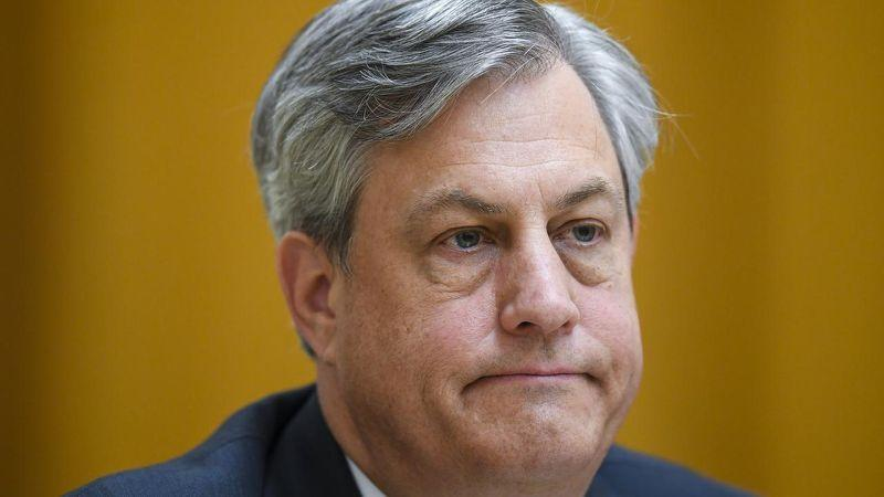 Westpac group chief executive officer Brian Hartzer will step down on December 2. Source: AAP