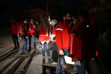 ICRC calls medical evacuation in Syria 'a positive step'