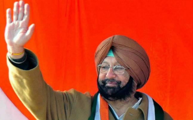 Punjab Assembly election 2017: Captain Amarinder Singh leads Congress to power after a decade