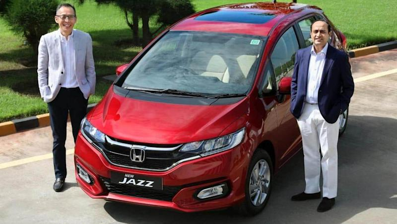 Honda launches Jazz hatchback in India at Rs. 7.50 lakh