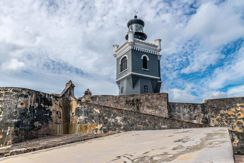 Puerto Rico's largest city is well on the road to recovery after the storms of 2017.