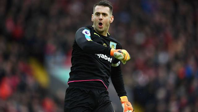 <p><strong>Number of saves this season: 105</strong></p> <br><p>The only keeper to reach 100 saves in the Premier League this season, Tom Heaton has been a wall in the Burnley throughout the campaign. </p> <br><p>Now a regular in the England set up too, the former Manchester United youngster skippers the Clarets and most certainly leads by example with his performances. </p>