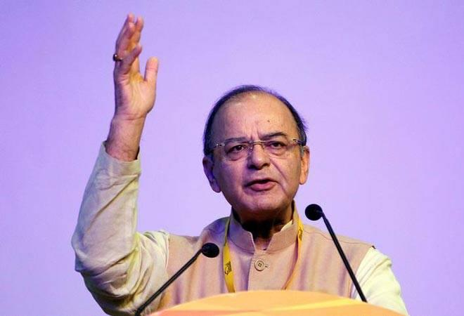 Core problem of NPAs is with large corporates in steel, textile and infrastructure: Arun Jaitley