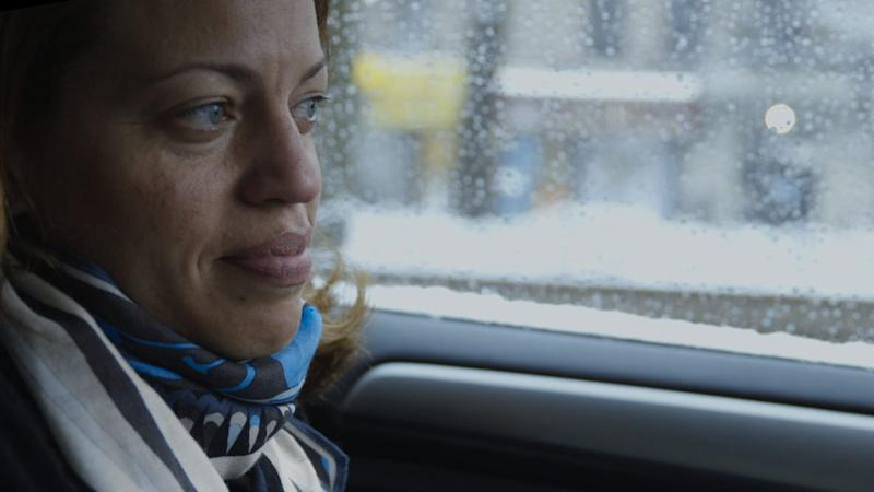 """Drew Dixon talks about being sexually assaulted by hip-hop mogul Russell Simmons, her boss at Def Jam Recordings in the 1990s, in the HBO Max documentary """"On the Record."""""""