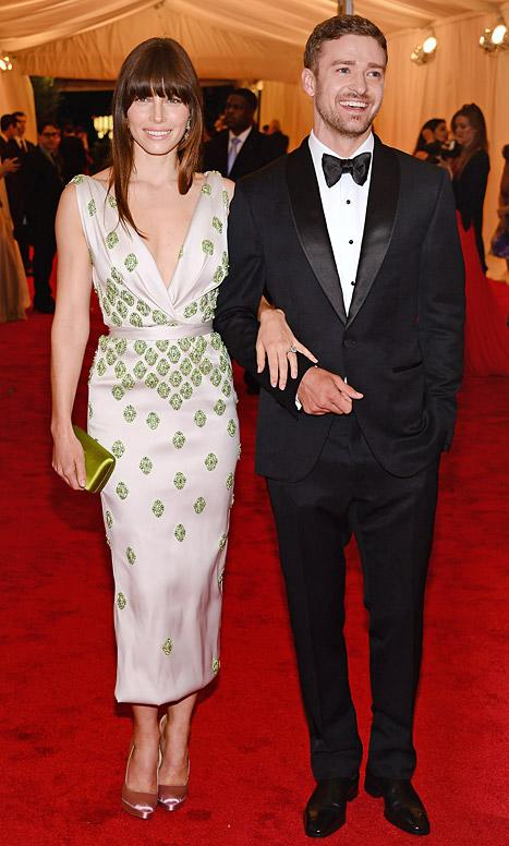 Jessica Biel, Justin Timberlake Try on Wedding Bands, Spend $6,500 on Jewelry