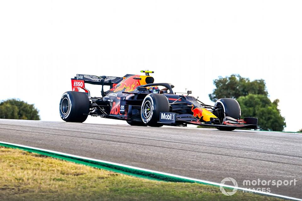 "Alex Albon, Red Bull Racing RB16<span class=""copyright"">Mark Sutton / Motorsport Images</span>"