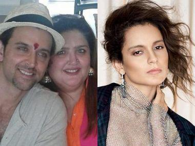 Sunaina Roshan confirms reaching out to Kangana Ranaut, alleges father assaulted her physically