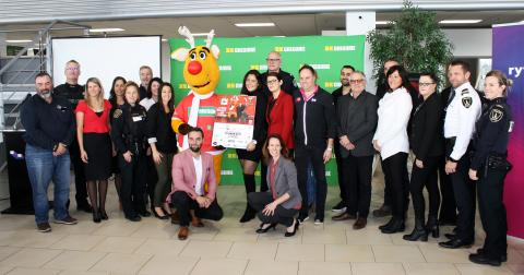 HGregoire and Red Nose Strengthen Their Partnership