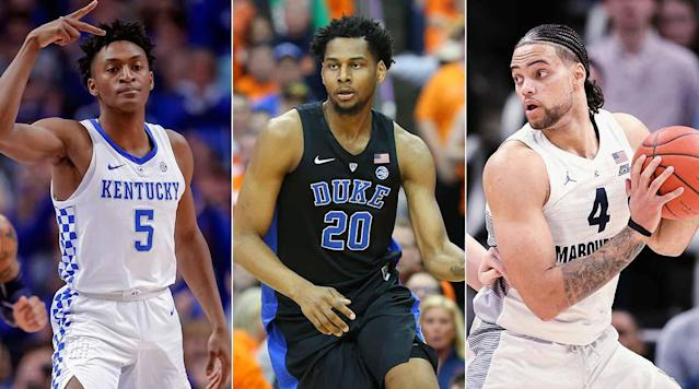 The Darkhorse Dozen: 12 Underrated Players Primed to Become Breakout Stars in March