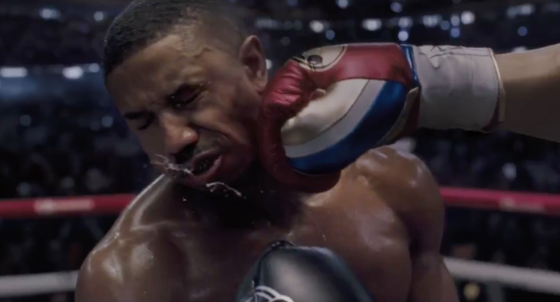 61bb2a30ad5b Michael B. Jordan returns to the ring in first trailer for Creed 2  Watch