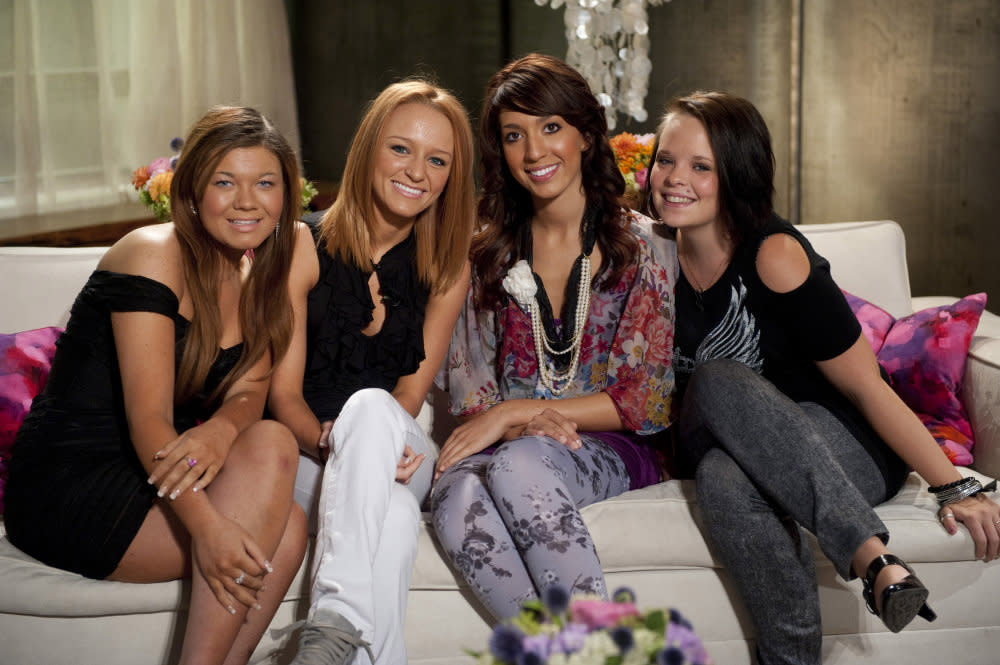 "<P><B>""Teen Mom"" (MTV)</b><br> <br><B>Returns June 12</b> <br> <br>It's the last season for Maci, Farrah, Amber, and Catelynn... well, until someone decides to give them their own individual shows. Amber's going to rehab, Catelynn's still sad about the adoption, Farrah's fighting with her mom, and Maci's dealing with Ryan's new girlfriend. There are few other shows that do depressing and addictive like this one.</P>"