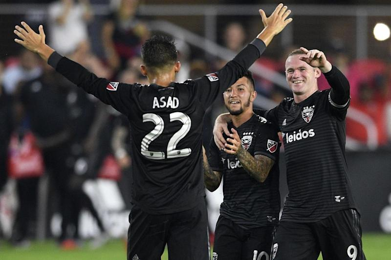 Wayne Rooney's DC United wonder-pass: Manchester United legend produces sensational assist to clinch last-gasp winner